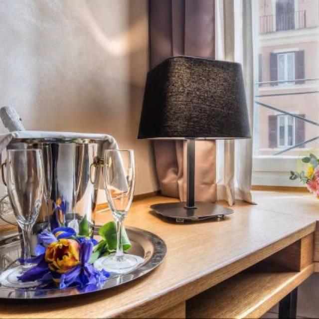 Hotel Elite | Hotel 2 Stelle nel centro di Roma | Offerte speciali