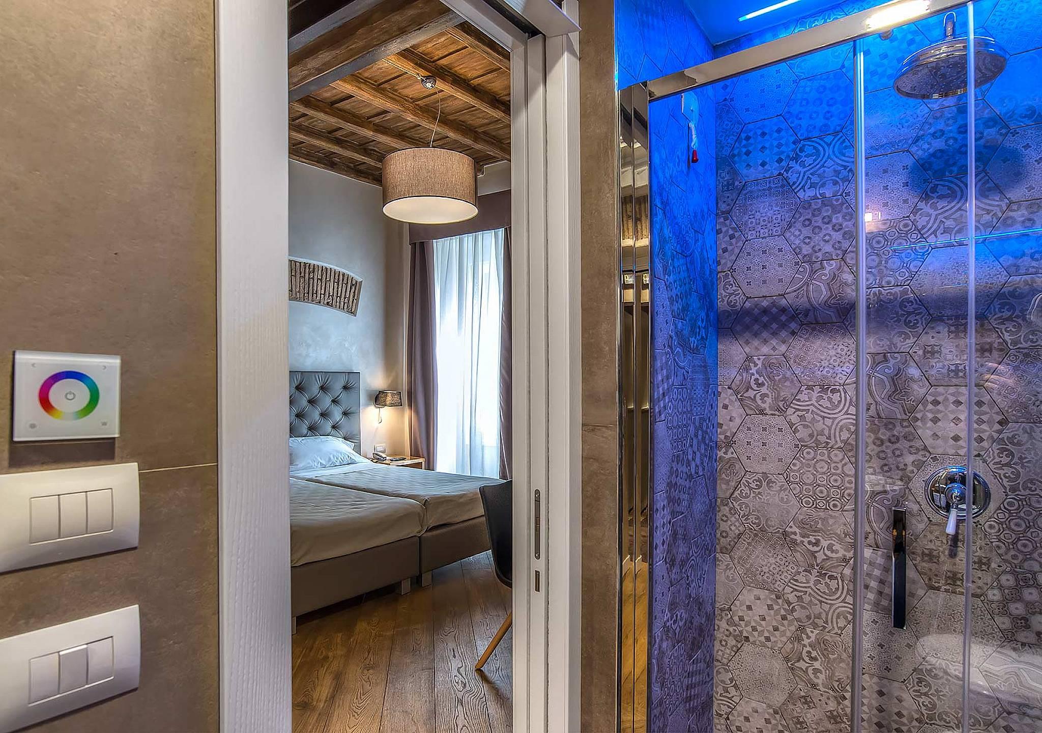 Le nostre Camere | Hotel Elite ***, Roma